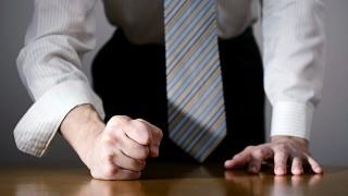 Ein cholerischer Chef ist eine echte Herausforderung für die Mitarbeiter
