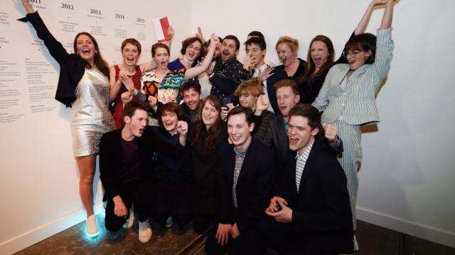 Turner Prize 2015 Award Ceremony