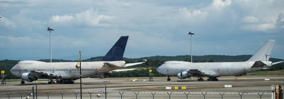 Boeing 747 Kuala Lumpur