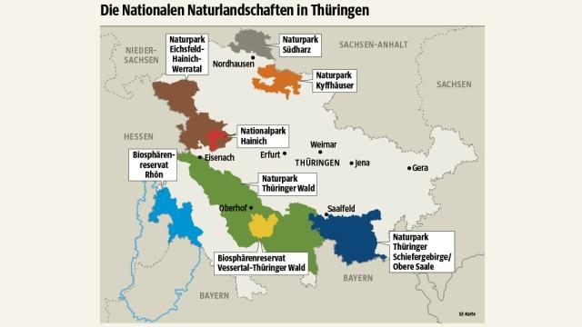 Thüringen ThüringensBiodiversität