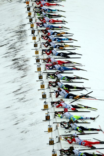 BMW IBU World Cup Biathlon Oberhof - Day 5