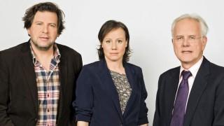 Neuer Tatort des SWR: Eva Löbau und Hans-Jochen Wagner ermitteln für den SWR im Schwarzwald Harald Schmidt als Vorgesetzter im Einsatz; Tatort Harald Schmidt SWR
