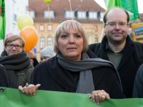 AfD Bundesparteitag Hannover - Gegendemonstration