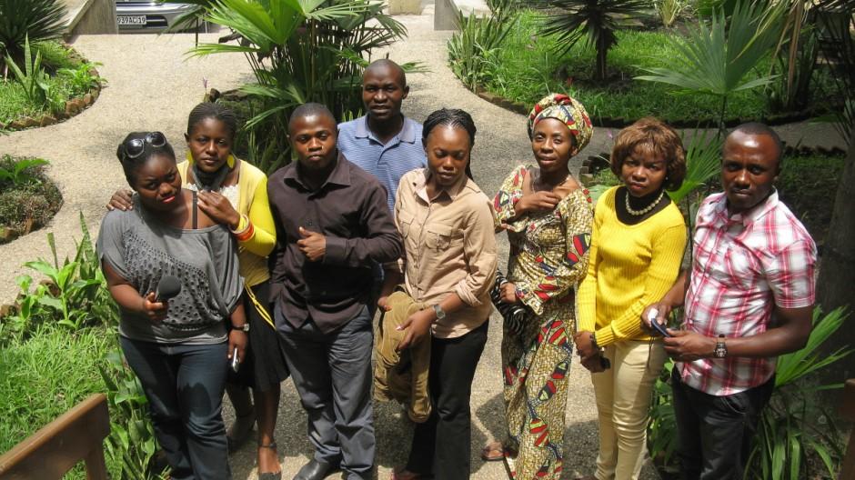 ÜberLeben Arbeit im Kongo