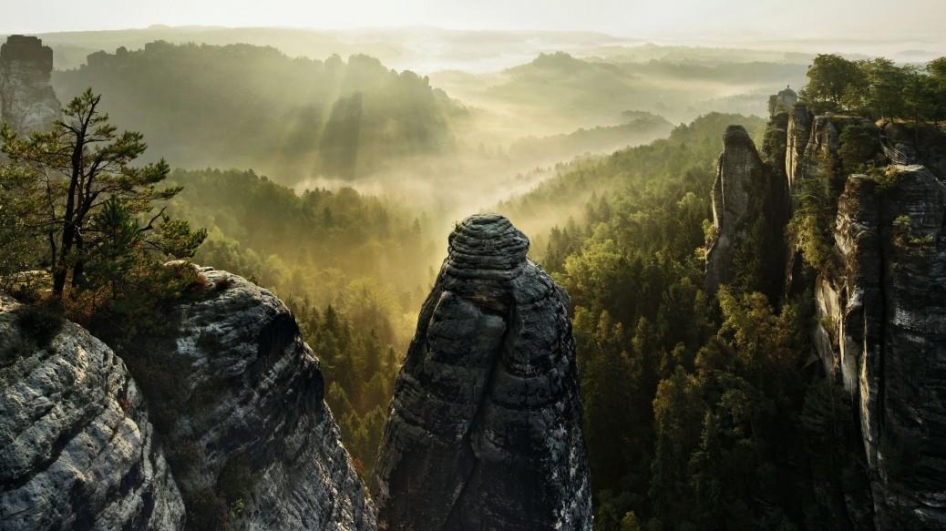 Deutschland, eine Fabelwelt