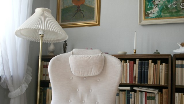 Erben öffnen Astrid Lindgrens Wohnung in Stockholm für Besucher
