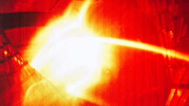 Kernfusions-Testanlage 'Wendelstein 7-X'