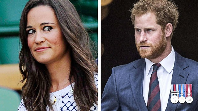 Pippa Middleton Prinz Harry