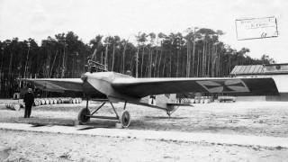 Ganzmetallflugzeug J 1 von Hugo Junkers