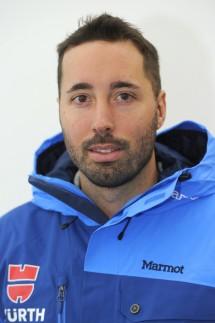 Patrick BUSSLER Snowboard Race Einzelbild angeschnittenes Einzelmotiv Portraet Portrait PortrÅ t Sa; Patrick Bussler