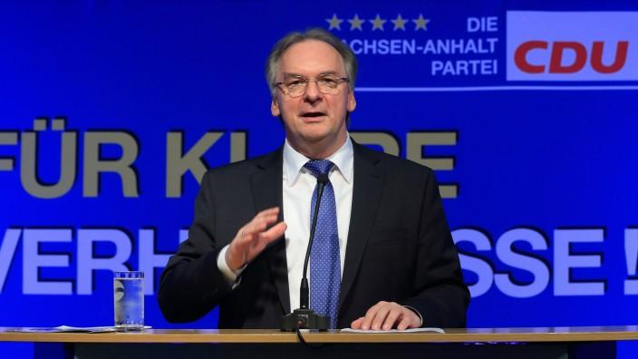 CDU-Landesparteitag in Sachsen-Anhalt