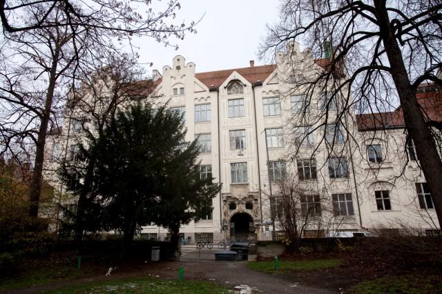 Grundschule an der Haimhauserstraße 23, Schwabing