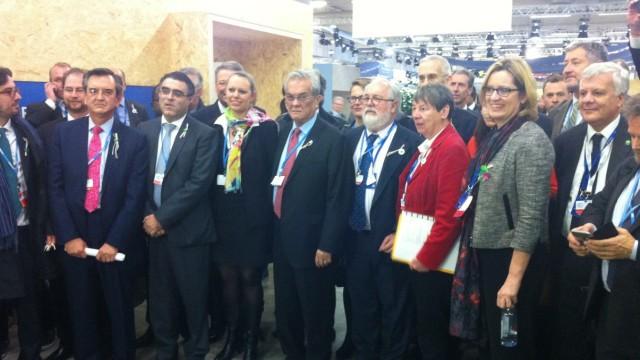 Klimakonferenz Paris Koalition der Ehrgeizigen