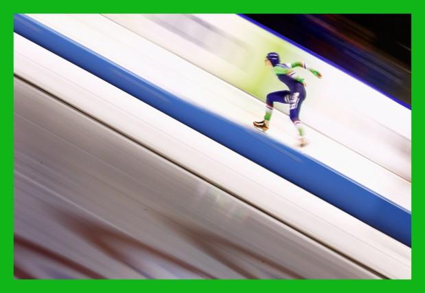 **BESTPIX** ISU World Cup Speed Skating Heerenveen  -  Day 1