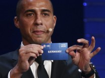 UEFA EURO 2016 Draw in Paris