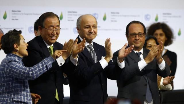 Klimakonferenz +++