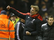 Liverpool v West Bromwich Albion - Barclays Premier League