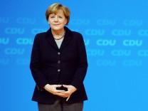 Christian Democrats (CDU) Hold Annual Federal Congress