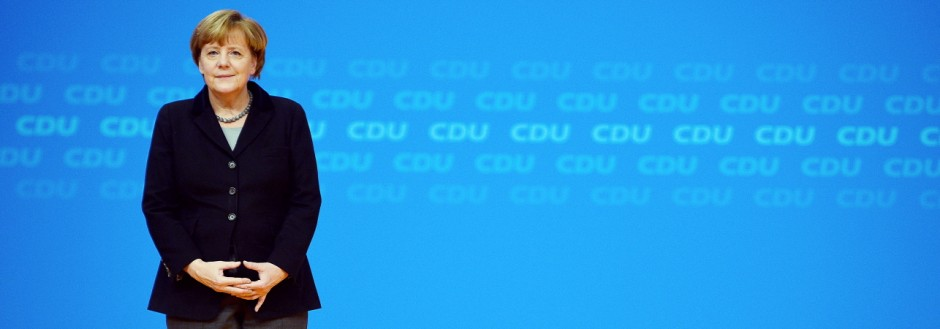 Christian Democrats (CDU) Hold Annual Federal Congress