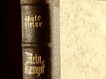 "Arte-Doku über Hitlers ""Mein Kampf"""