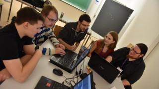 Garching Studenten als Spieleentwickler