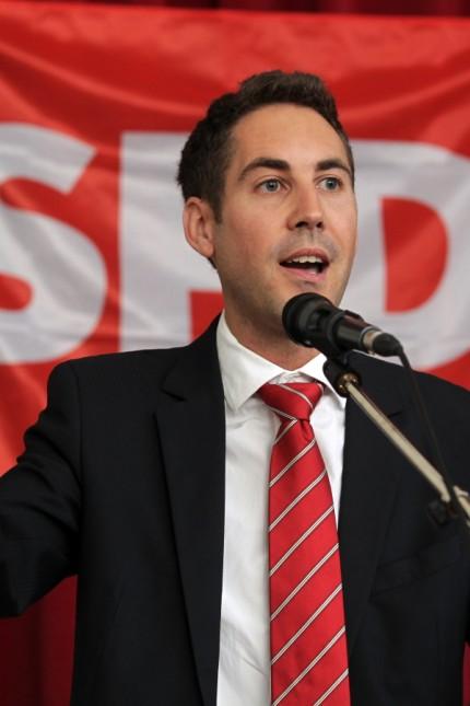 Emmering: Parteitag SPD Unterbezirk / Neuwahl Vorstand