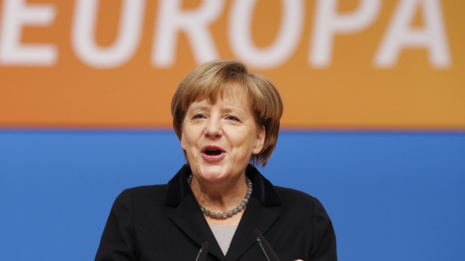 CDU-Parteitag Flüchtlingspolitik