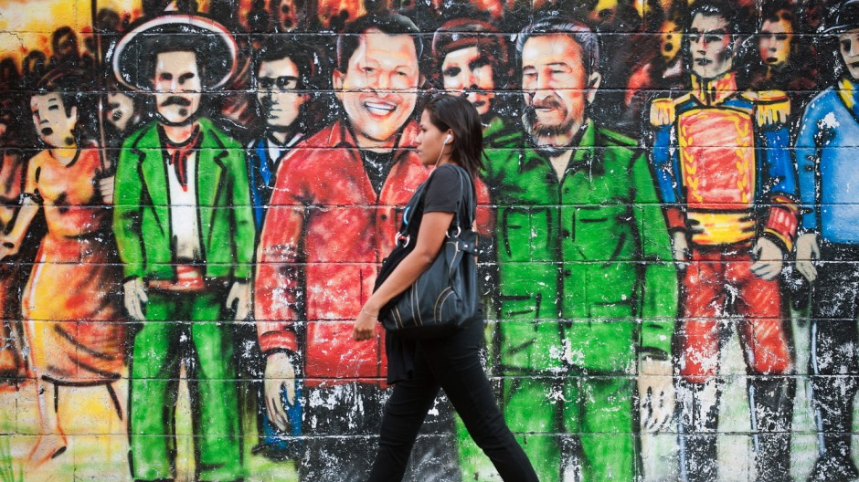 Fidel Castro Lateinamerika