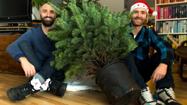 'Happy Tree' Weihnachtsbaumvermietung
