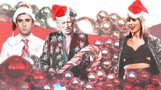 Weihnachtshits Collage