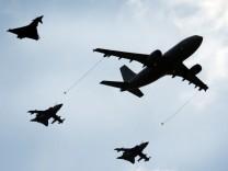 Tankflugzeug Airbus