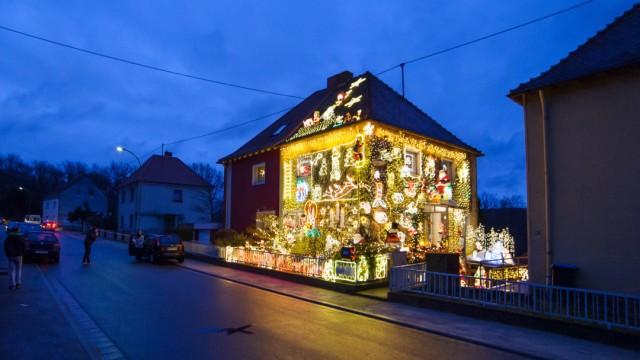 Die große Erleuchtung: Das Weihnachtshaus