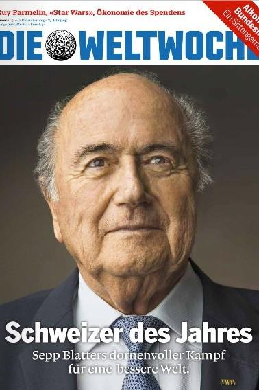 Sepp Blatter Ex-Fifa-Chef