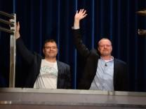 Letzte Sendung TV total mit Stefan Raab und Elton