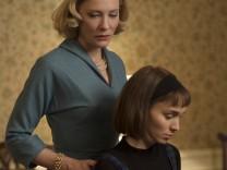 """Rooney Mara Cate Blanchett; """"Carol"""" im Kino"""