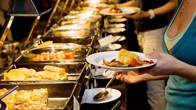 """Psychologie """"All you can eat""""-Buffets"""