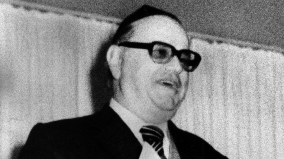 Erlanger Doppelmordfall Levin/Poeschke 1980
