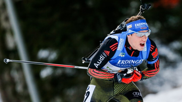 IBU Biathlon World Cup - Men's Sprint