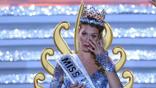 Miss World Schönheitswettbewerb