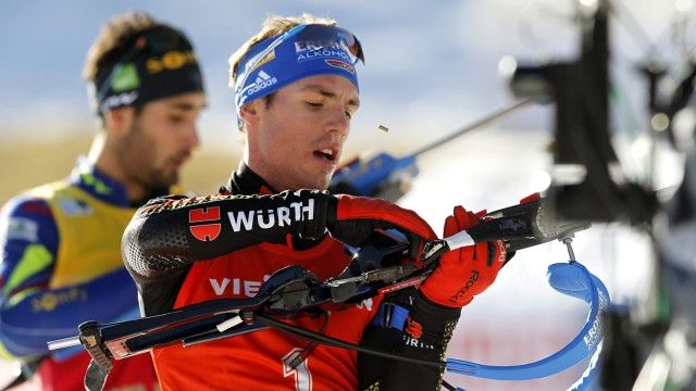 IBU Biathlon World Cup in Pokljuka