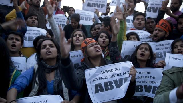 Gruppenvergewaltigung in Indien Indien