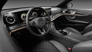 Neues interieur einblicke in die mercedes e klasse auto