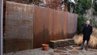 Rostige Stahlwand Beschaftigt Das Verwaltungsgericht Starnberg