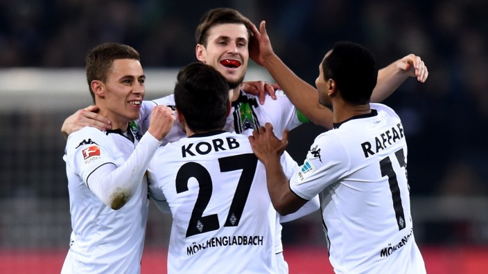 Borussia Moenchengladbach v SV Darmstadt 98 - Bundesliga