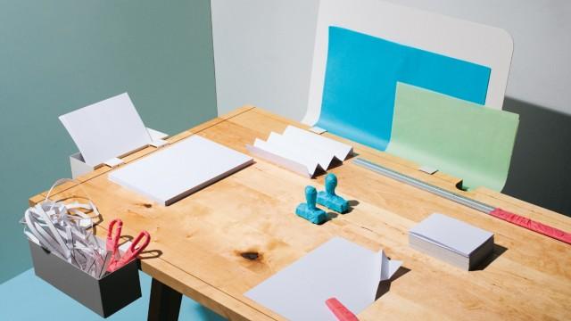 Büro Individuell, flexibel und intelligent