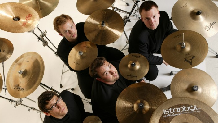 Elbtonal Percussion aus Hamburg