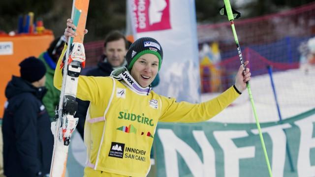 FREESTYLE SKIING FIS SX WC Innichen INNICHEN ITALY 19 DEC 15 FREESTYLE SKIING FIS World Cup S
