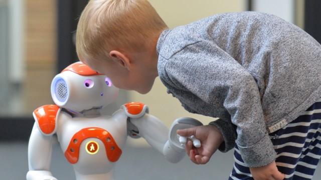 """Roboterkind ´Nao"""""""