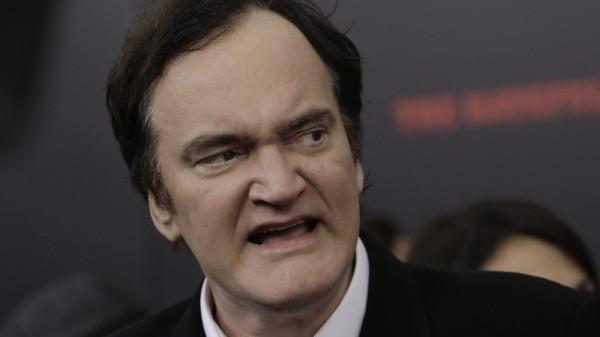 The Hateful Eight movie premiere in New York, New York