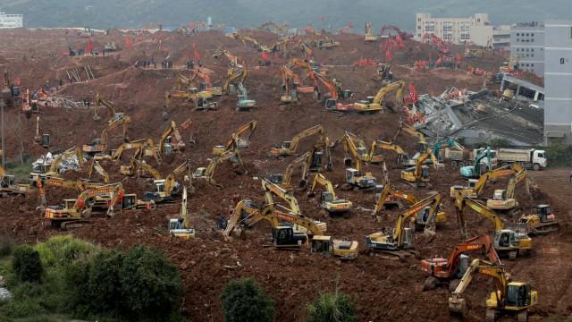 Katastrophe China
